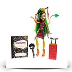 Monster High Travel Scaris Jinafire Long