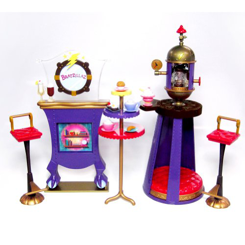 Cafe Zap Playset